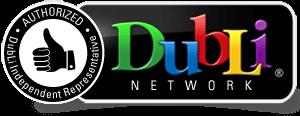 DubLiのロゴ画像